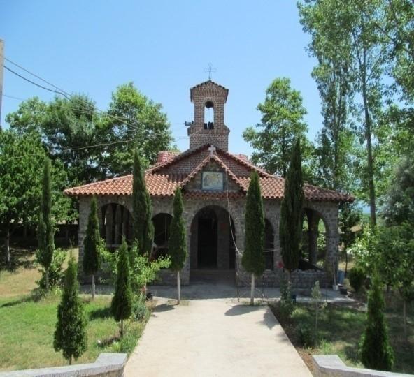 foto 48 Kisha Orthodokse e Shen Ilias – Buqeze-Pogradec.
