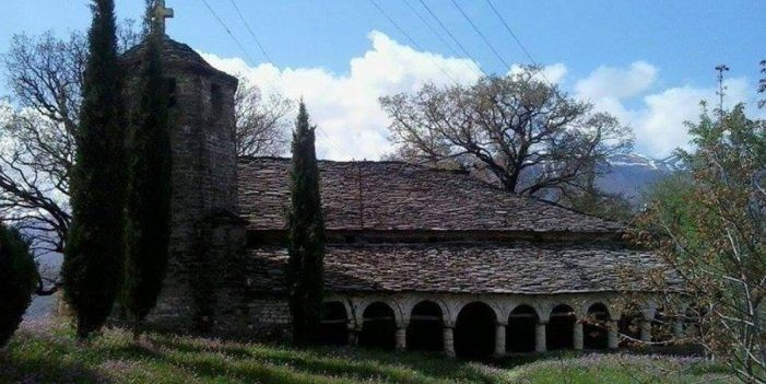 foto 52 Kisha Orthodokse e Apostujve–Zagori–Gjirokaster (foto e marre nga interneti)