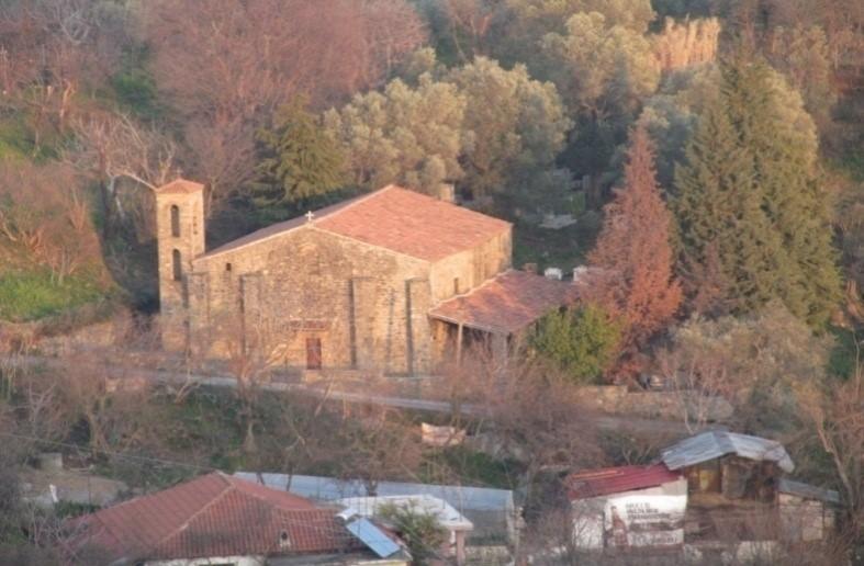 foto 54 Kisha Orthodokse e Fikasit (Qafe Krrabe - krahu Elbasanit).