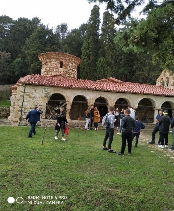 foto 58 Manastiri Orthodoks i Zvernecit-Vlore
