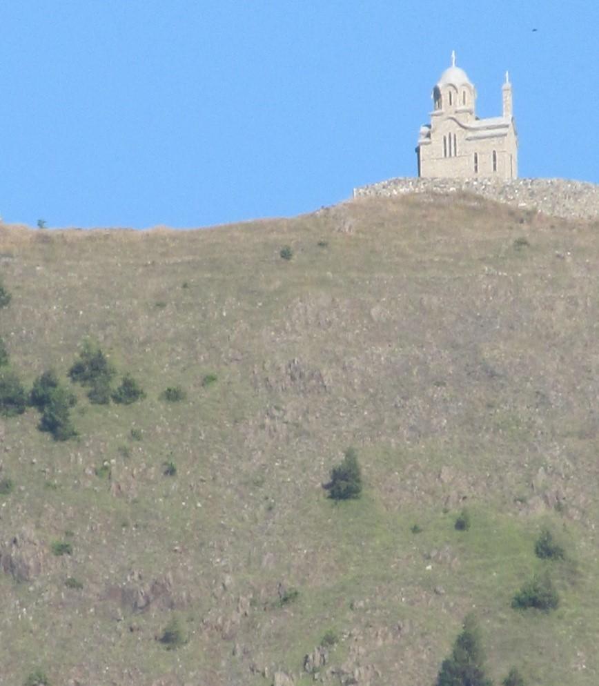 foto 69 Kisha Orthodokse e Profetit Ilia (Shëndëllia) ne Malin Moravë – Korcë
