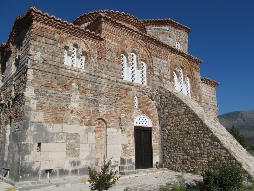 foto 73 Kisha e Shen Kollit te Manastirit ne Mesepotam