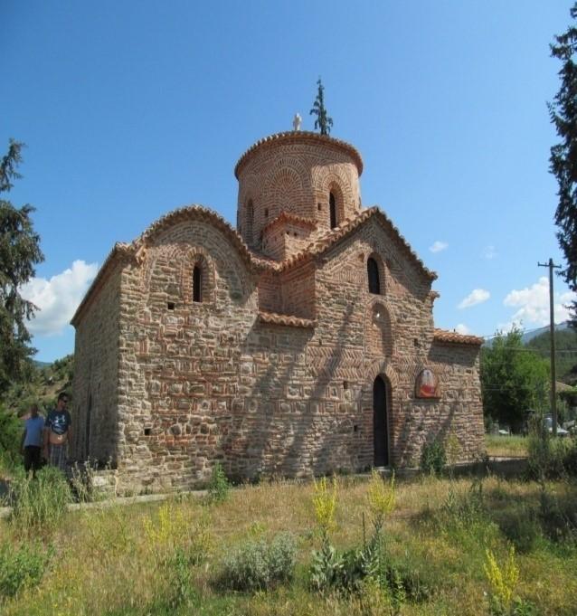 foto 78 Kisha Orthodokse e Shen Merise–Kosine-Permet