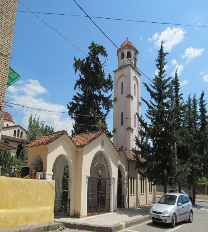 foto 81 Kisha Orthodokse e Shen Nikolles – Elbasan