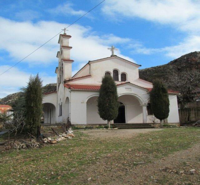 foto 83 Kisha Orthodokse e Shen Varvares ne fshatin Lin – Pogradec