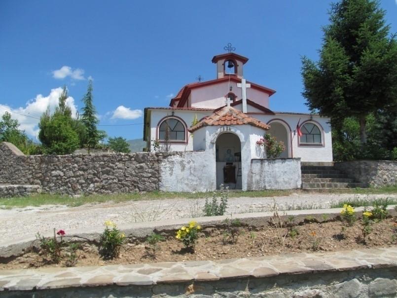 foto 86 Kisha Ortodokse e Boroves - Kolonje